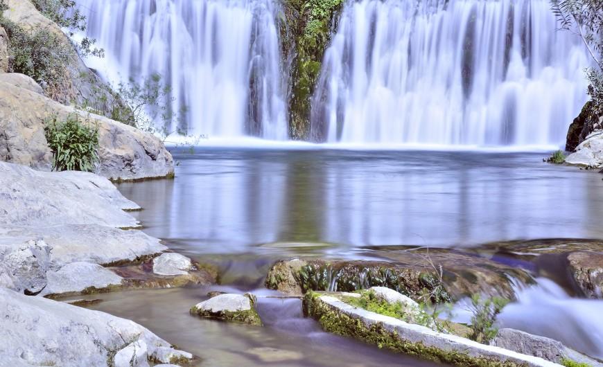 Las 10 mejores piscinas naturales de espa a autocontrol - Piscinas naturales espana ...