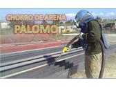 Chorro de Arena Palomo ALT