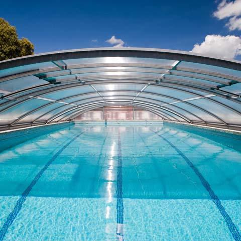 Cubiertas para piscinas