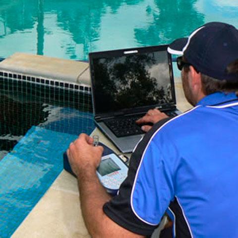 Técnico mantenimiento de piscinas