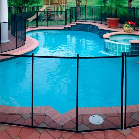Vallas de piscinas