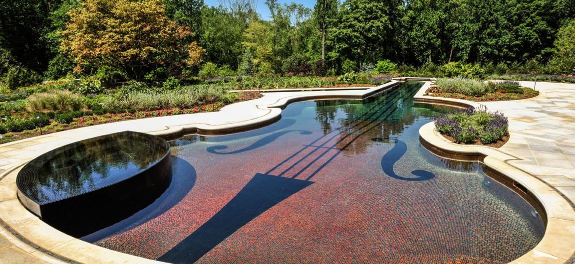 Las más originales piscinas de diseño ALT