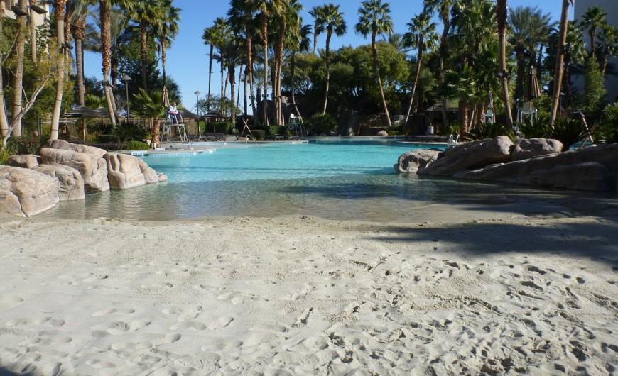 Piscinas de arena la playa en tu casa autocontrol piscinas - Imagenes de piscinas de arena ...