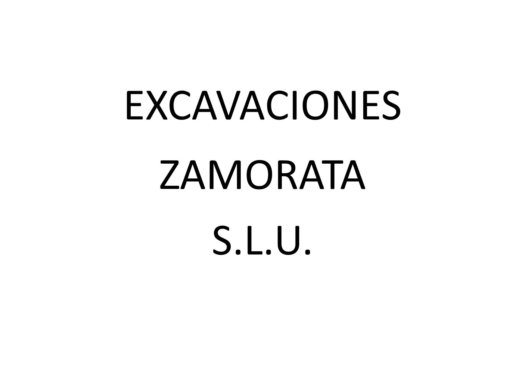 Excavaciones Zamorata