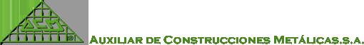 ACM Auxiliar de construcciones metálicas