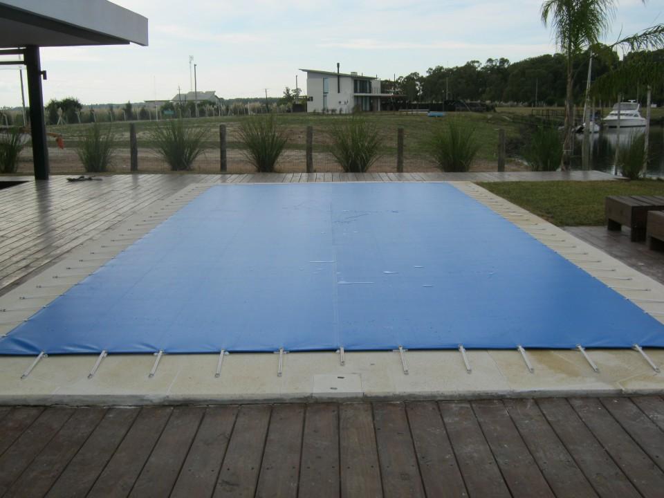 cobertor de invierno para piscinas