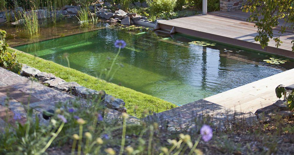 Beneficios de las piscinas naturales