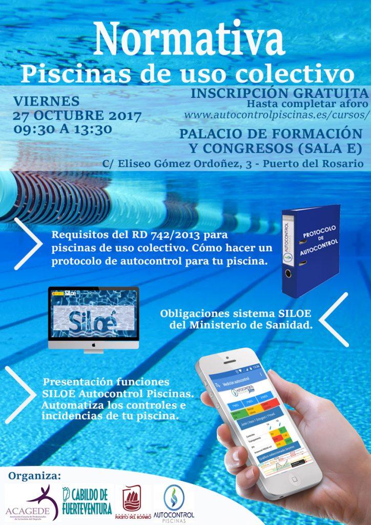 Autocontrol Piscinas SILOE Piscinas Lanzarote y Fuerteventura