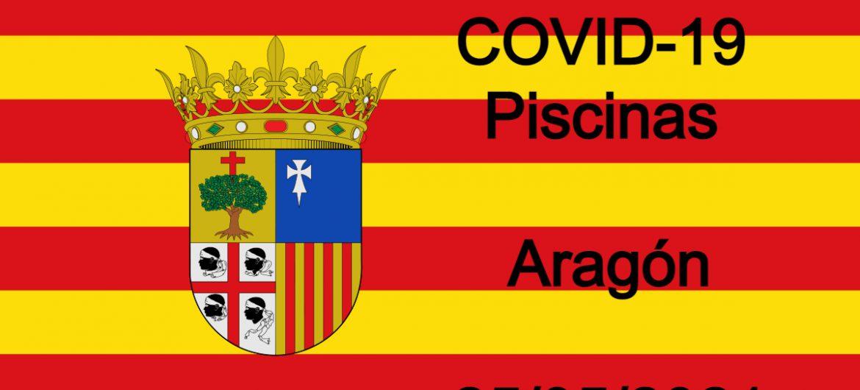 Medidas COVID-19 Piscinas Aragón 2021